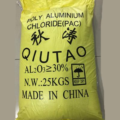 PAC Qiutao 30% màu nâu đất