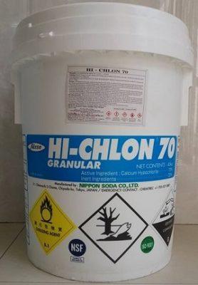 Chlorine Nippon (Nhật Bản)