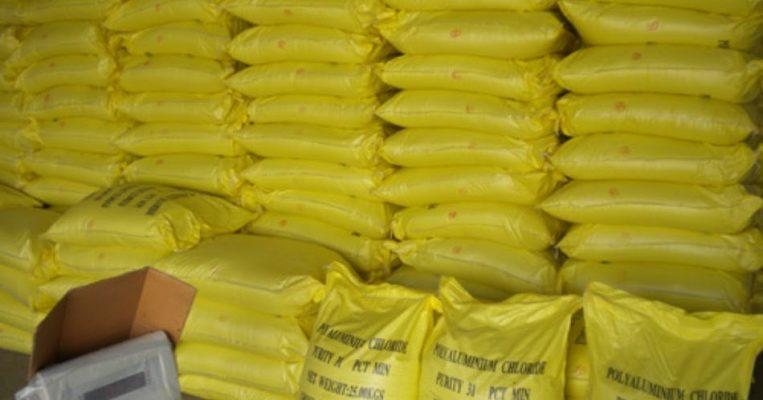 hóa chất pac xử lý nước thải