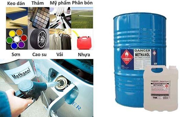 methanol công nghiệp