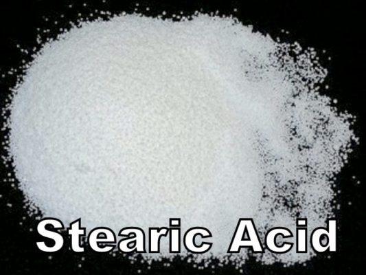 Stearic acid có chiết xuất lành tính vì thế bạn không cần phải lo lắng khi sử dụng quá nhiều