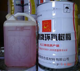 Keo Epoxy E44 và chất đóng rắn T31