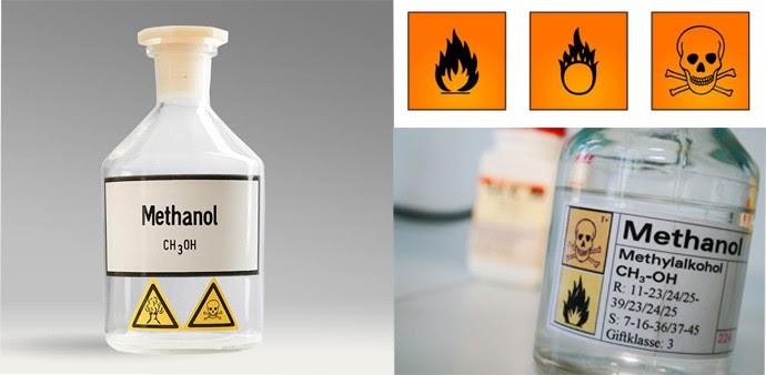 Cẩn thận khi dùng và bảo quản dung môi công nghiệp