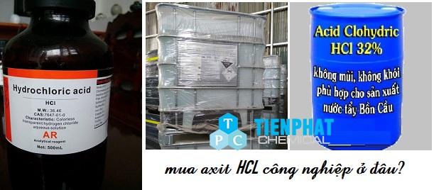 Axit HCL là gì